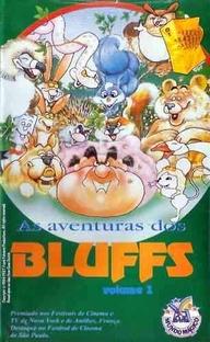 As Aventuras dos Bluffs - Poster / Capa / Cartaz - Oficial 1
