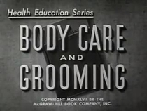 Body Care and Grooming - Poster / Capa / Cartaz - Oficial 1