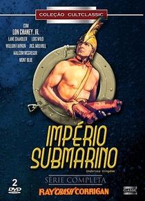 Império Submarino - Poster / Capa / Cartaz - Oficial 1
