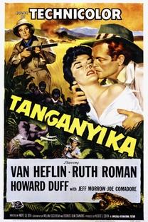 Tanganica, O Inferno da Selva - Poster / Capa / Cartaz - Oficial 1