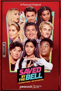 Saved by the Bell (1ª Temporada) - Poster / Capa / Cartaz - Oficial 1
