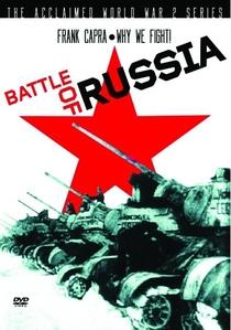 Batalha da Rússia - Poster / Capa / Cartaz - Oficial 4