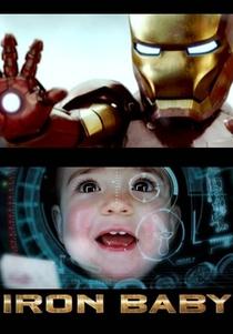 Iron Baby - Poster / Capa / Cartaz - Oficial 1