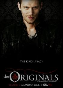 The Originals (2ª Temporada) - Poster / Capa / Cartaz - Oficial 3