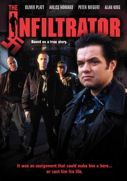Infiltrator - Em Busca da Verdade - Poster / Capa / Cartaz - Oficial 1