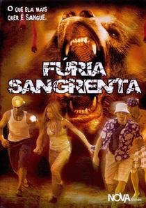 Fúria Sangrenta - Poster / Capa / Cartaz - Oficial 1