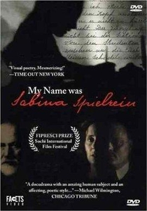 Meu nome era Sabina Spielrein - Poster / Capa / Cartaz - Oficial 1