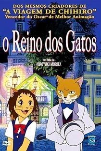 O Reino dos Gatos - Poster / Capa / Cartaz - Oficial 36