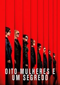 Oito Mulheres e um Segredo - Poster / Capa / Cartaz - Oficial 1