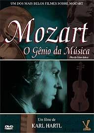 Mozart - O Gênio da Música - Poster / Capa / Cartaz - Oficial 1