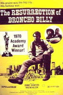 A Ressurreição de Bronco Billy - Poster / Capa / Cartaz - Oficial 1