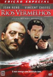Rios Vermelhos - Poster / Capa / Cartaz - Oficial 6