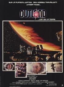 Outland - Comando Titânio - Poster / Capa / Cartaz - Oficial 2
