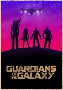 Guardiões da Galáxia - Poster / Capa / Cartaz - Oficial 36