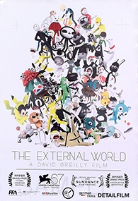 O Mundo Externo - Poster / Capa / Cartaz - Oficial 1