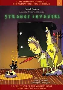 Estranhos Invasores - Poster / Capa / Cartaz - Oficial 1