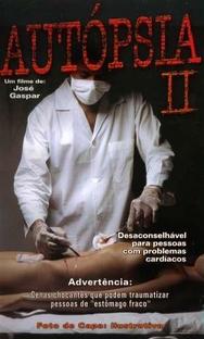 Autópsia II - Poster / Capa / Cartaz - Oficial 1