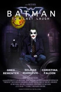 Batman: The Last Laugh - Poster / Capa / Cartaz - Oficial 1