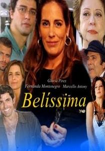 Belíssima - Poster / Capa / Cartaz - Oficial 4