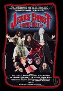 Jesus Cristo Caçador de Vampiros - Poster / Capa / Cartaz - Oficial 1