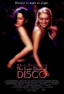 Os Últimos Embalos da Disco - Poster / Capa / Cartaz - Oficial 3