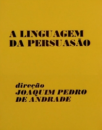 A Linguagem da Persuasão - Poster / Capa / Cartaz - Oficial 3