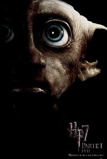 Harry Potter e as Relíquias da Morte - Parte 1 - Poster / Capa / Cartaz - Oficial 23