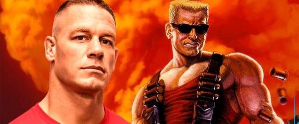 Duke Nukem – Produtor confirma que John Cena está envolvido com o filme!