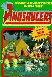 Dinosaucers  - Poster / Capa / Cartaz - Oficial 7