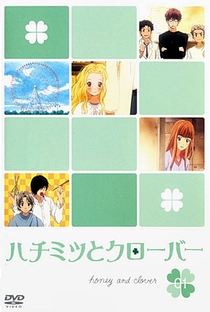 Honey & Clover (1ª Temporada) - Poster / Capa / Cartaz - Oficial 12