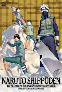 Naruto Shippuden (13ª Temporada) - Poster / Capa / Cartaz - Oficial 1