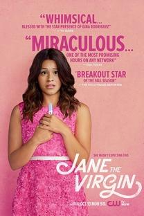 Jane the Virgin (1ª Temporada) - Poster / Capa / Cartaz - Oficial 1