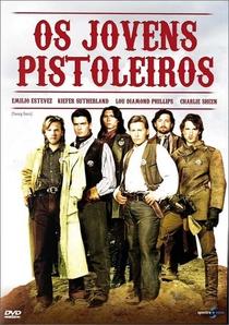 Os Jovens Pistoleiros - Poster / Capa / Cartaz - Oficial 3