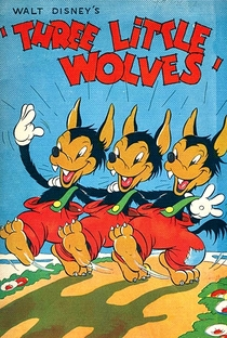 Os Três Lobinhos - Poster / Capa / Cartaz - Oficial 1
