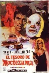 El Tesoro de Moctezuma - Poster / Capa / Cartaz - Oficial 1