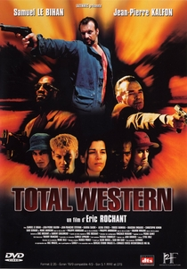 Total western - Poster / Capa / Cartaz - Oficial 1