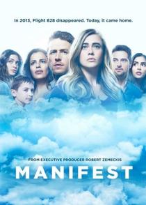 Manifest: O Mistério do Voo 828 (1ª Temporada) - Poster / Capa / Cartaz - Oficial 1