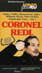 Coronel Redl - Poster / Capa / Cartaz - Oficial 2