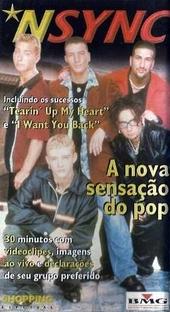 Nsync - A Nova Sensação do Pop - Poster / Capa / Cartaz - Oficial 1