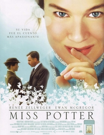 Miss Potter - Poster / Capa / Cartaz - Oficial 3