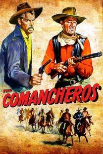 Os Comancheros - Poster / Capa / Cartaz - Oficial 7