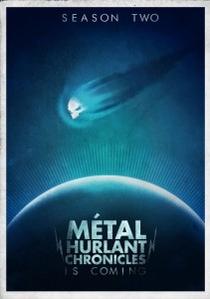 Metal Hurlant Chronicles (2ª Temporada) - Poster / Capa / Cartaz - Oficial 1