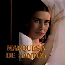 Marquesa de Santos  - Poster / Capa / Cartaz - Oficial 1