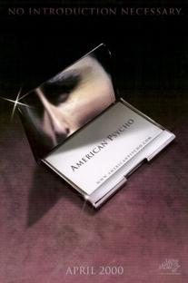 Psicopata Americano - Poster / Capa / Cartaz - Oficial 8