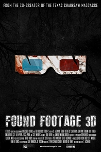 Found Footage 3D - Poster / Capa / Cartaz - Oficial 2