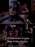 Batman - U.S. Department of Labor Wage & Hour Division (Batman - U.S. Department of Labor Wage & Hour Division)