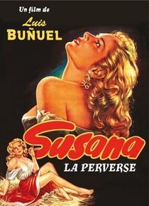 Susana, Mulher Diabólica  - Poster / Capa / Cartaz - Oficial 1