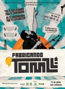 Fabricando Tom Zé - Poster / Capa / Cartaz - Oficial 1