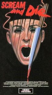 Scream... And Die! - Poster / Capa / Cartaz - Oficial 1