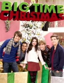 O Natal do Big Time Rush - Poster / Capa / Cartaz - Oficial 1